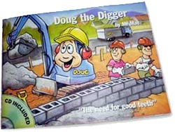 Doug the Digger's Book