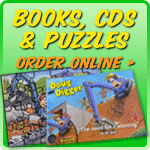 Books & CDs - educational & fun!