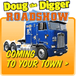 Doug & friends coming to your town/school. find out more